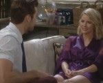 Caroline and Thomas start growing closer on the August 3, 2015 episode of 'The Bold and the Beautiful'