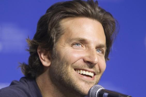 Actor Bradley Cooper attends a news conference to promote his film &#034;Silver Linings Playbook&#034; during the 37th Toronto International Film Festival September 9, 2012. 