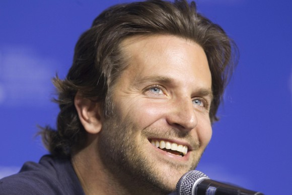 "Actor Bradley Cooper attends a news conference to promote his film ""Silver Linings Playbook"" during the 37th Toronto International Film Festival September 9, 2012."