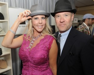 Vicki Gunvalson & Brooks Ayers
