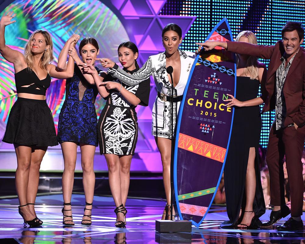 Teen Choice Awards 2015 Recap: One Direction, 'Pretty Little Liars ...