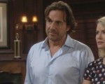 Ridge's decision about his future with Caroline stuns everyone on the August 31, 2015 episode of 'The Bold and the Beautiful'