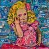 Honey Boo Boo Trash Portrait