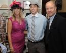 Vicki Gunvalson, Son Michael & Brooks Ayers