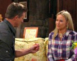 Steve Burton & Sharon Case