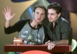 Ben Savage and Rider Strong