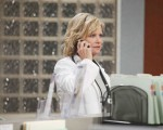 Kayla is stunned when Steve makes an unexpected return to Salem on the August 28, 2015 episode of 'Days of Our Lives'
