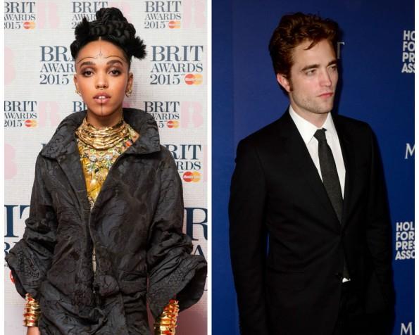 FKA Twigs Robert Pattinson