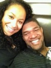 Kansas City Chiefs&#039; linebacker Jovan Belcher and his girlfriend Kasandra Perkins. The couple is dead after he killed her and then shot himself. They had a three month old daughter Zoey.