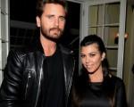 Scott Disick & Kourtney Kardashian