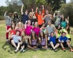 The cast of 'The Amazing Race' Season 27