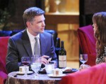 Hope debates whether she should accept Aiden's proposal on the September 3, 2015 episode of 'Days of Our Lives'