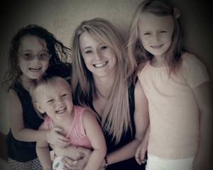 Leah Messer & Daughters