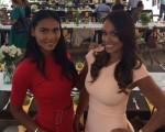 Shaniece Hairston & Evelyn Lozada
