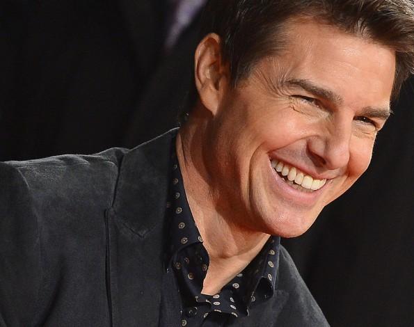 U.S. actor Tom Cruise is no. 8 on Forbes' 2013 Highest Paid Actor List
