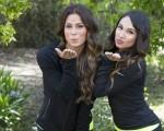 #TheCheerleaders Krista and Tiffany on season 27 of 'The Amazing Race'