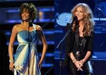 celine and whitney