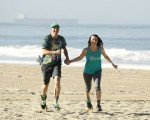 Justin and Diana on 'The Amazing Race' Season 27 Premiere