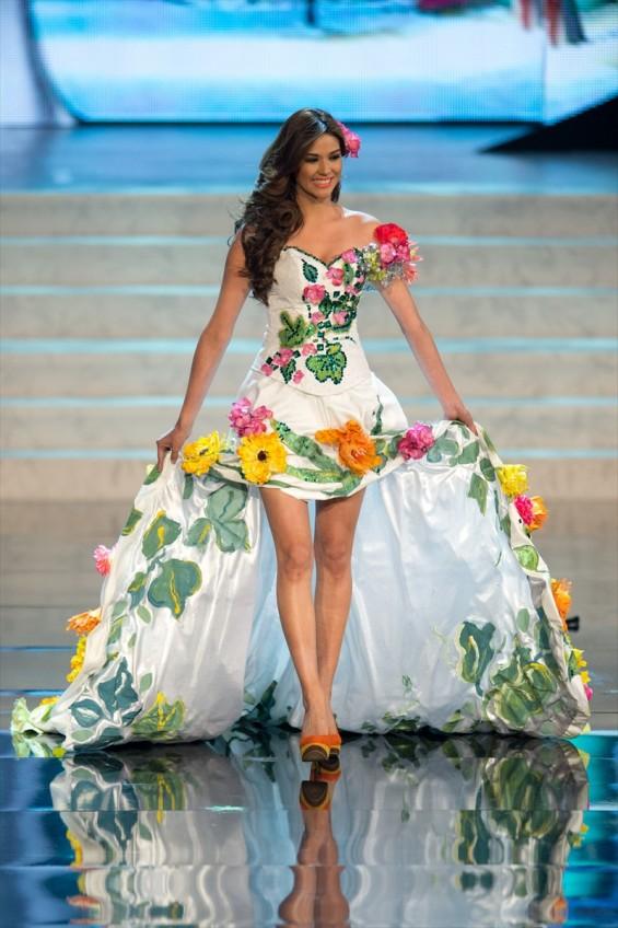 Платье на мисс