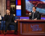 The Late with Stephen Colbert