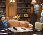 Aiden finds himself deep in debt with Stefano on the September 30, 2015 episode of 'Days of Our Lives'