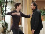 Ridge and Thomas' relationship becomes more strained on the October 1, 2015 episode of 'The Bold and the Beautiful'