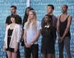 'America's Next Top Model' Cycle 22 Contestants Nyle, Mamé, Justin, Devin, Lacey, Mikey & Hadassah