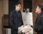 Rafe rips into Eduardo for essentially putting a bounty on Chad's head on the October 5, 2015 episode of 'Days of Our Lives'