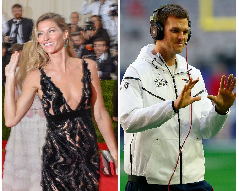 Gisele And Tom Brady Wedding – Fondos de Pantalla