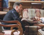 Theresa and Brady fear something is wrong with Tate on the October 6, 2015 episode of 'Days of Our Lives'