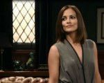 Hayden overhears a revealing conversation on the October 7, 2015 episode of 'General Hospital'