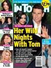 In Touch Magazine Cover. Tom Cruise reportedly dated Cynthia Jorge from Queens New York on December 18.