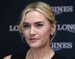 British actress Kate Winslet attends the opening of a Longines flagship store in Hong Kong December 9, 2012.