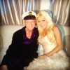 Hugh Hefner married Crystal Harris on New Years Eve