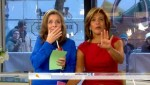 "Meredith Vieira dropped the ""s---"" bomb on NBC's ""Today"" show on Thursday while co-hosting the show's fourth hour with Hoda Kotb."