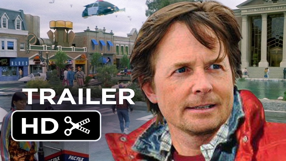 Exclusive back to the future 4 trailer parody videos enstarz
