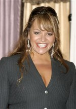 "Singer Jenny Rivera attends a news conference announcing the nominees for the El Premio De La Gente (""Latin Music Fan Awards 2005"") at the Beverly Hills Hotel in Beverly Hills, California, August 3, 2"