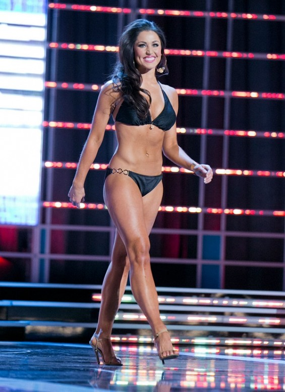 Miss Illinois Megan Ervin