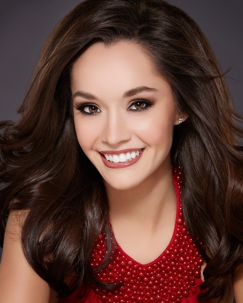 Miss Texas 2013 DaNae Couch