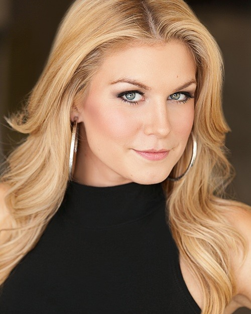 Miss New York 2013 Mallory Hagan
