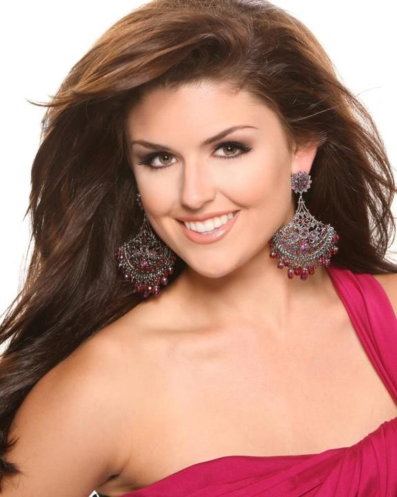 Miss Wyoming Lexie Madden