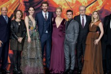 'The Hunger Games: Mocking Jay Part 2' Berlin Premiere Fashion
