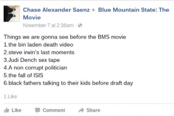 Bms movie release date
