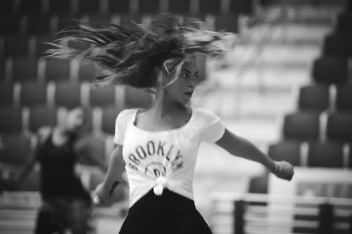 Beyonce Superbowl 2013 Rehearsal Photo