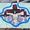 Chris Brown&#039;s &#034;Jesus&#034; painting
