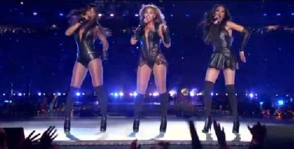 Beyonce, Kelly Rowland & Michelle Williams