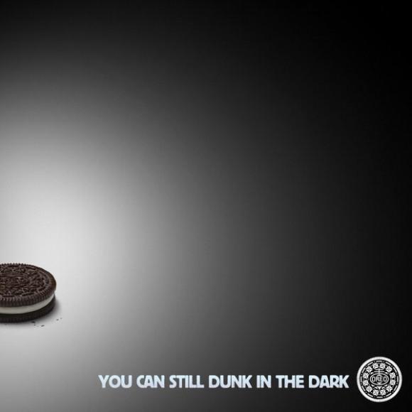 Oreo Super Bowl 2013 ad