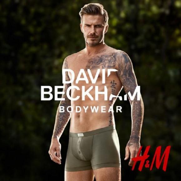 beckham h&m ad music