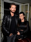 Scott Disck & Kourtney Kardashian Reunited