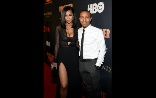Erica Mena and Shad Moss Moments